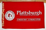 PLATTSBURGH- SUNY- Nylon Flags- All Sizes